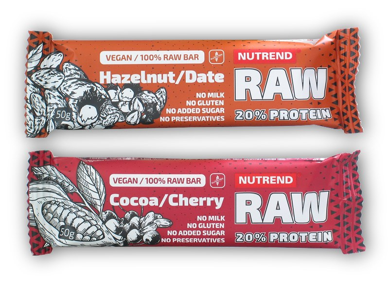 Raw 20% Protein Bar - 50g-kakao-tresen