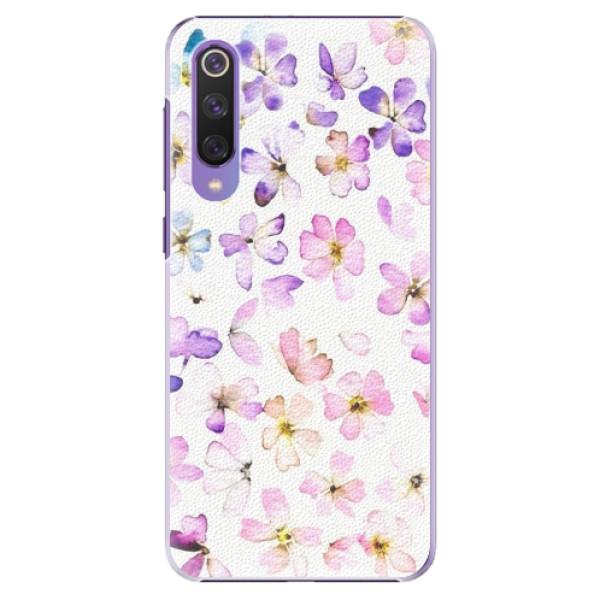 Plastové pouzdro iSaprio - Wildflowers - Xiaomi Mi 9 SE