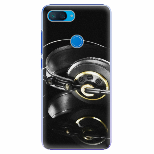 Plastový kryt iSaprio - Headphones 02 - Xiaomi Mi 8 Lite