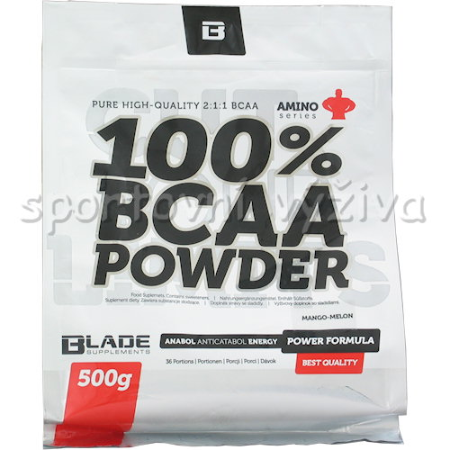 BS Blade 100% BCAA 2:1:1 powder
