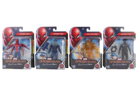 Spider-man 15cm figurka s příslušenstvím
