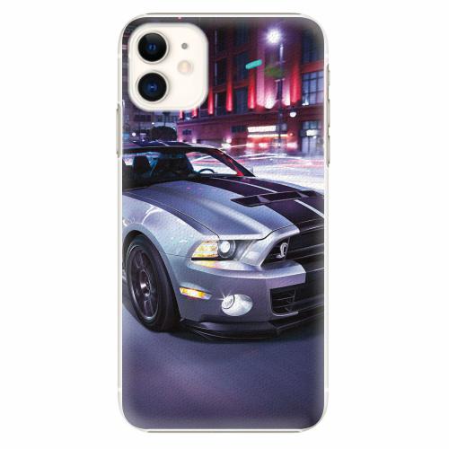 Plastový kryt iSaprio - Mustang - iPhone 11