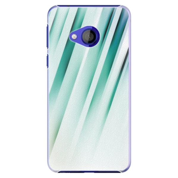 Plastové pouzdro iSaprio - Stripes of Glass - HTC U Play