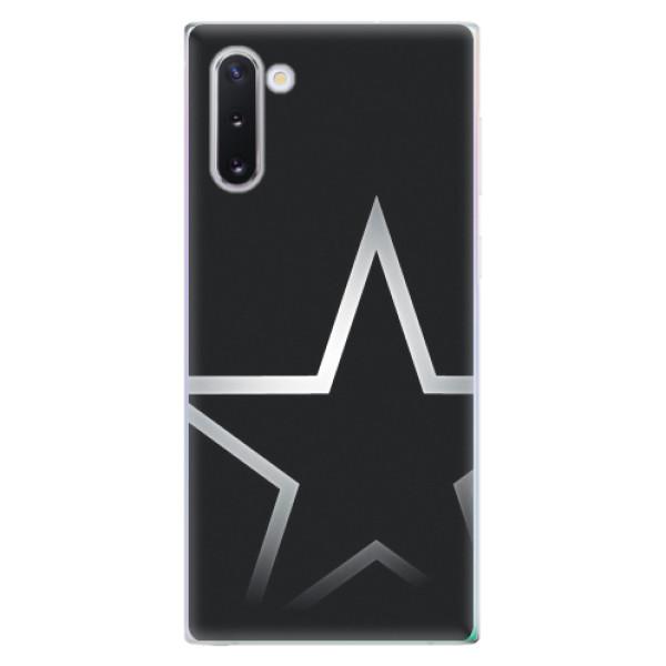 Odolné silikonové pouzdro iSaprio - Star - Samsung Galaxy Note 10