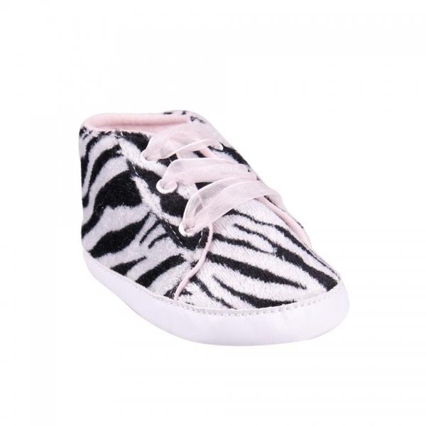 Capáčky, tenisky Zebra