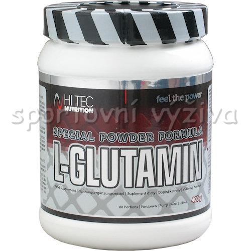 L-Glutamin 400g