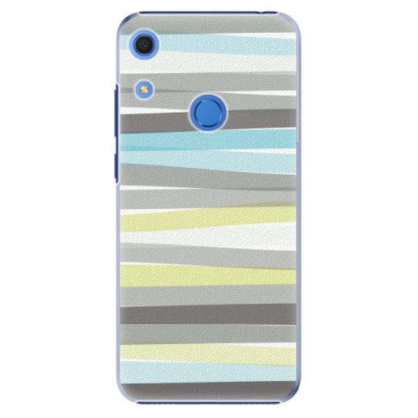 Plastové pouzdro iSaprio - Stripes - Huawei Y6s