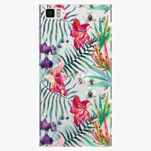 Plastový kryt iSaprio - Flower Pattern 03 - Xiaomi Mi3