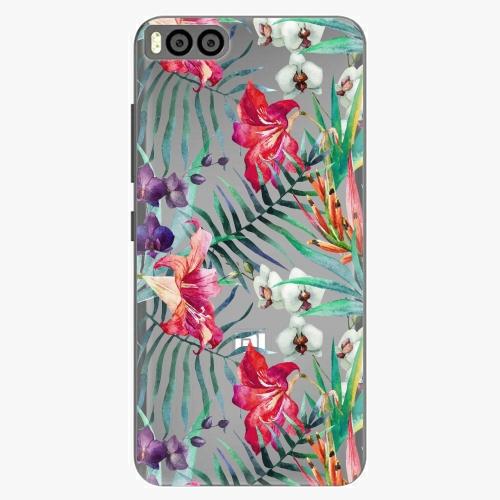 Plastový kryt iSaprio - Flower Pattern 03 - Xiaomi Mi6