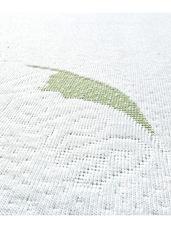 Matrace SENSILLO pohanka-molitan-kokos Luxe 120x60cm - bílá