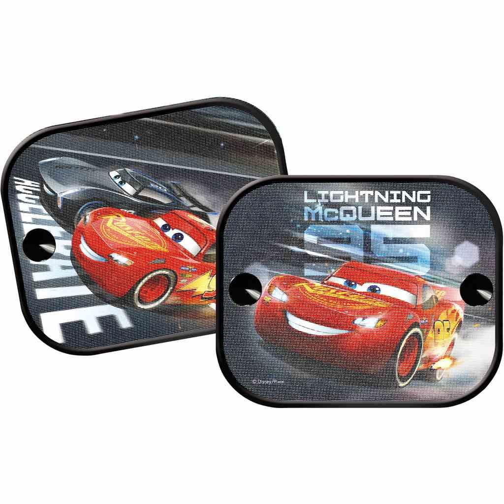 Stínítka do auta - 2 ks v balení Cars 3 - dle obrázku