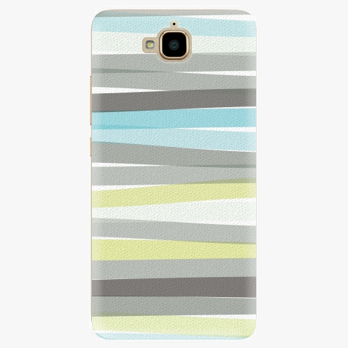Plastový kryt iSaprio - Stripes - Huawei Y6 Pro