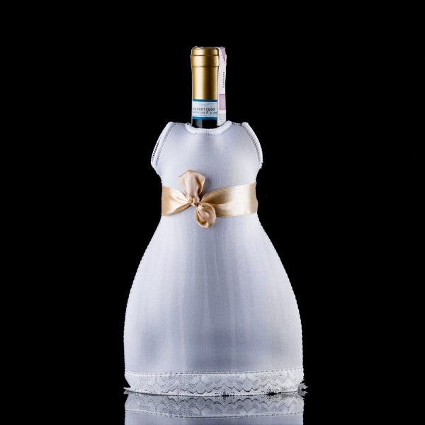 Lady diVinto - Bílé šaty