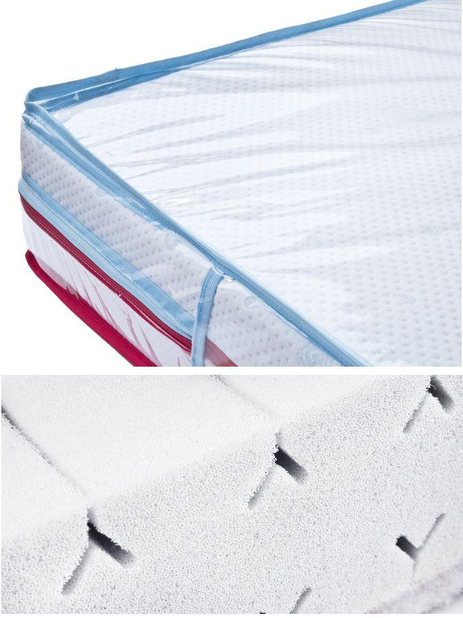 Matrace Sensillo Supreme SEASONS 120x60 cm - bílá