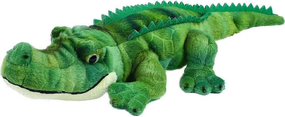 PLYŠ Krokodýl 34 cm exkluzivní kolekce