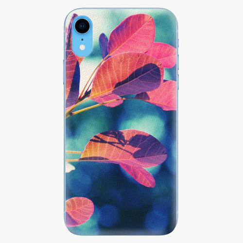 Silikonové pouzdro iSaprio - Autumn 01 - iPhone XR