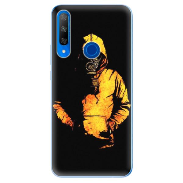 Odolné silikonové pouzdro iSaprio - Chemical - Huawei Honor 9X