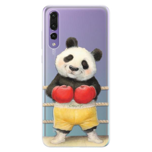 Silikonové pouzdro iSaprio - Champ - Huawei P20 Pro