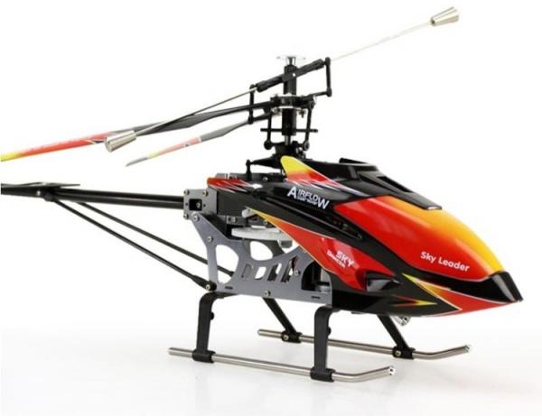 HELI MT400 - 2,4Ghz - jednorotorový RC vrtulník
