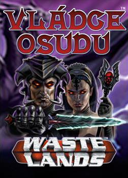 HRA Wastelands Vládce osudu karetní rozšíření booster pack set 21 karet v krabičce