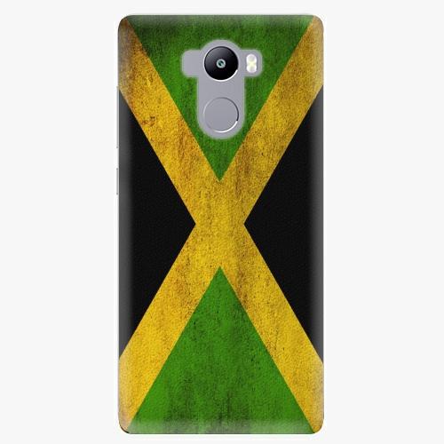 Plastový kryt iSaprio - Flag of Jamaica - Xiaomi Redmi 4 / 4 PRO / 4 PRIME