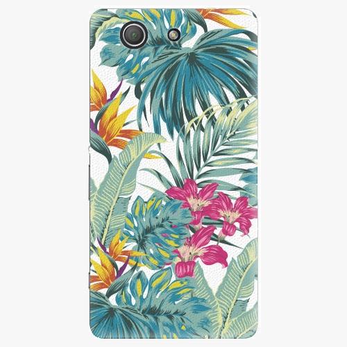 Plastový kryt iSaprio - Tropical White 03 - Sony Xperia Z3 Compact