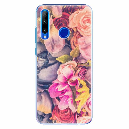 Plastový kryt iSaprio - Beauty Flowers - Huawei Honor 20 Lite