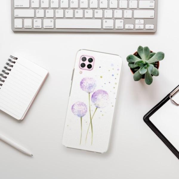 Plastové pouzdro iSaprio - Dandelion - Huawei P40 Lite
