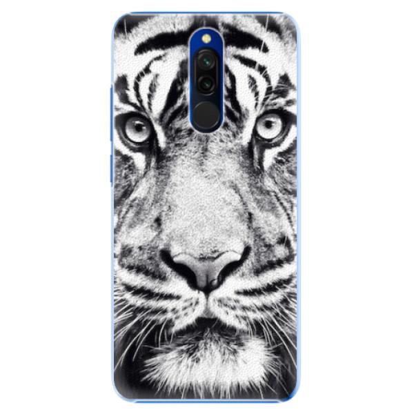 Plastové pouzdro iSaprio - Tiger Face - Xiaomi Redmi 8