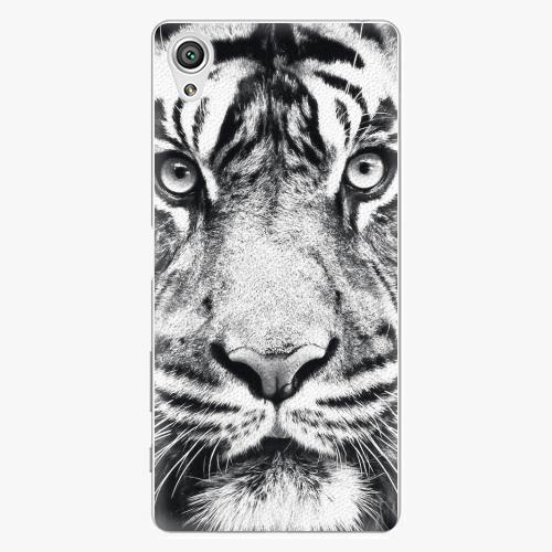 Plastový kryt iSaprio - Tiger Face - Sony Xperia X