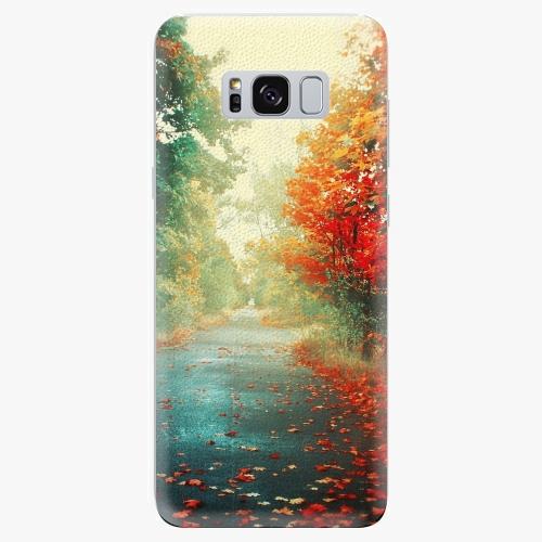 Plastový kryt iSaprio - Autumn 03 - Samsung Galaxy S8 Plus