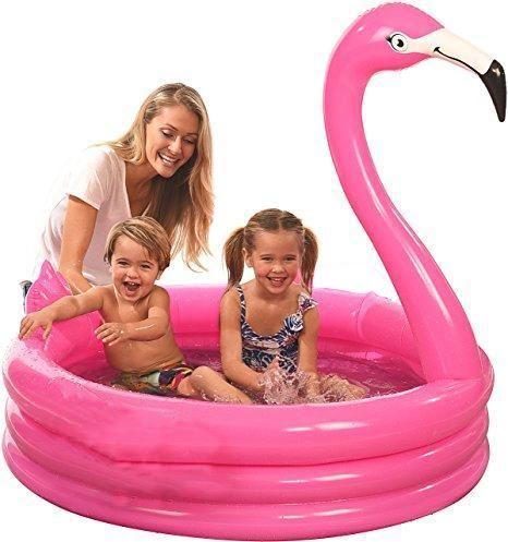 Dětský nafukovací bazén Plameňák