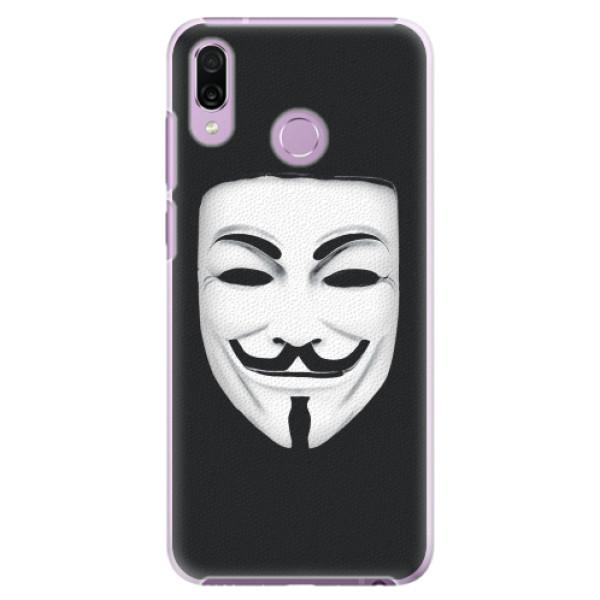 Plastové pouzdro iSaprio - Vendeta - Huawei Honor Play