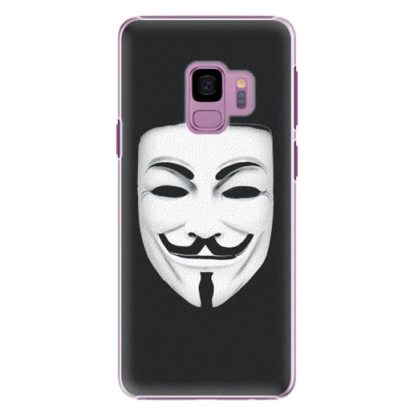 Plastové pouzdro iSaprio - Vendeta - Samsung Galaxy S9