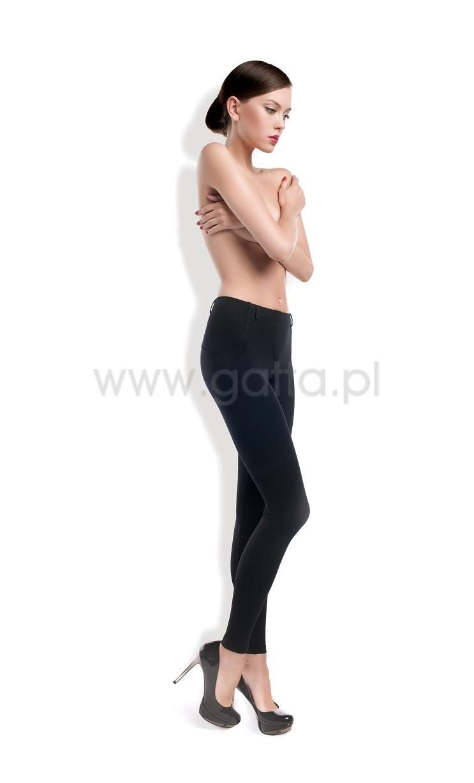Dámské kalhoty Gatta Skinny Hot Černé 4502S