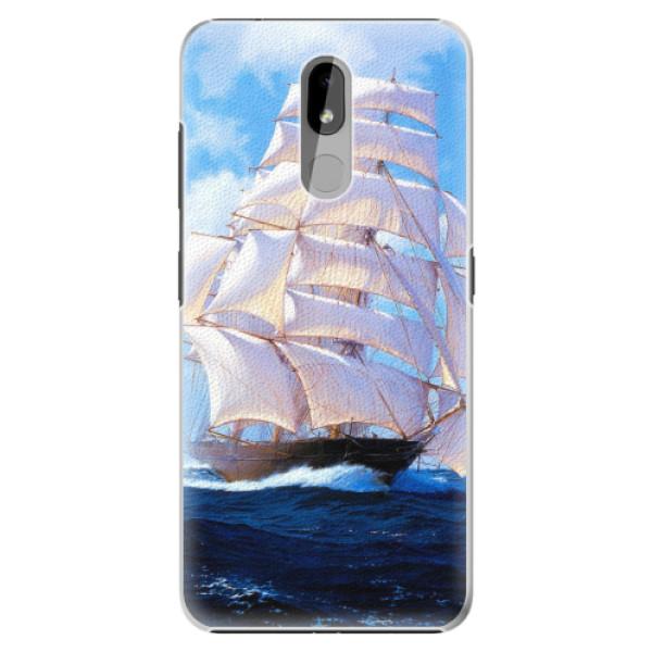 Plastové pouzdro iSaprio - Sailing Boat - Nokia 3.2