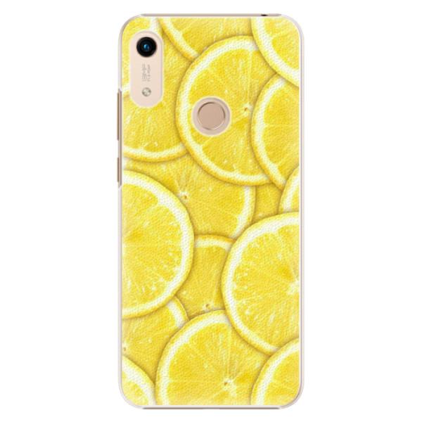 Plastové pouzdro iSaprio - Yellow - Huawei Honor 8A