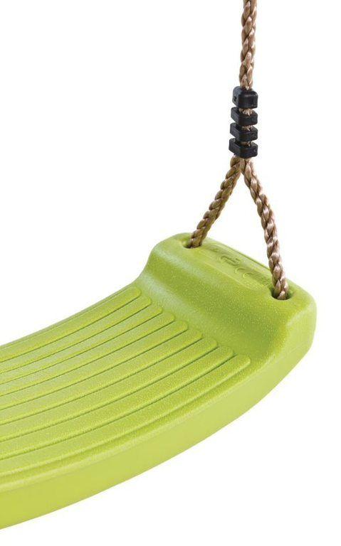 Plastový houpací sedák - zelený