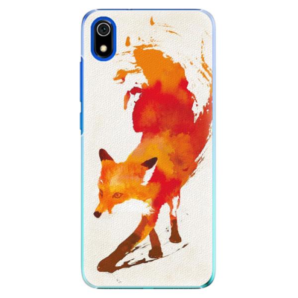 Plastové pouzdro iSaprio - Fast Fox - Xiaomi Redmi 7A