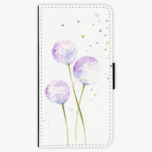 Flipové pouzdro iSaprio - Dandelion - iPhone 8