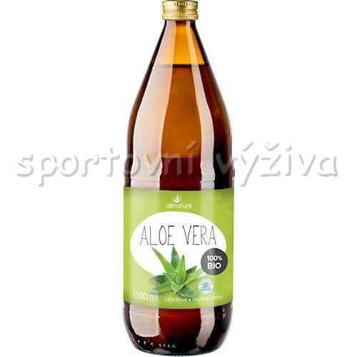 Allnature 100% BIO Aloe Vera 1000ml