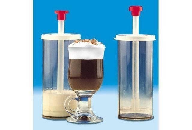 Šlehač mléka na CAPUCCINO