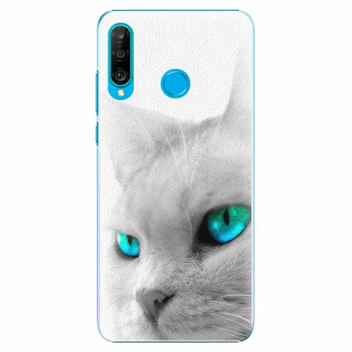 Plastový kryt iSaprio - Cats Eyes - Huawei P30 Lite