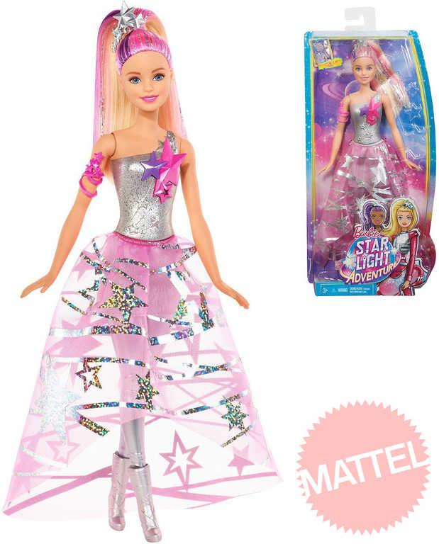 MATTEL BRB Barbie panenka 32cm Hvězdný den ve hvězdách vesmírný obleček
