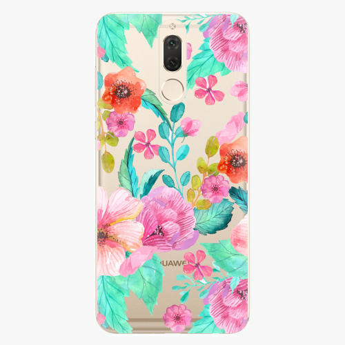 Plastový kryt iSaprio - Flower Pattern 01 - Huawei Mate 10 Lite