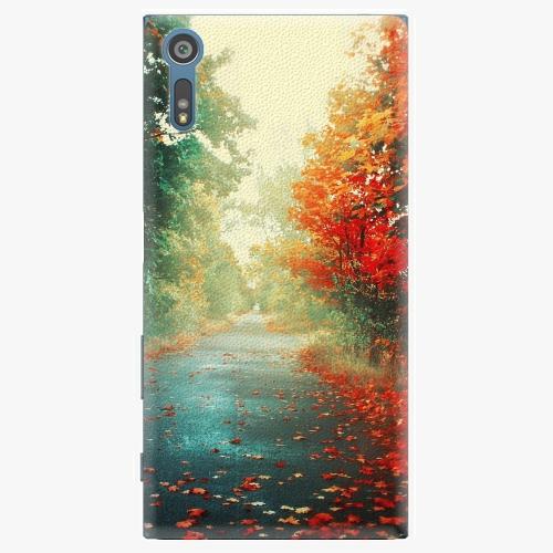 Plastový kryt iSaprio - Autumn 03 - Sony Xperia XZ