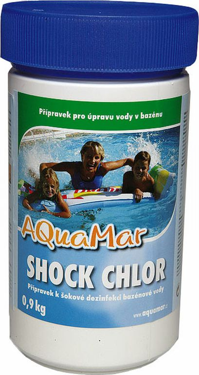 MARIMEX Shock Chlor_Chlor Šok 0,9 kg