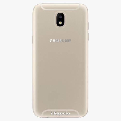 Silikonové pouzdro iSaprio - 4Pure - průhledný matný - Samsung Galaxy J5 2017