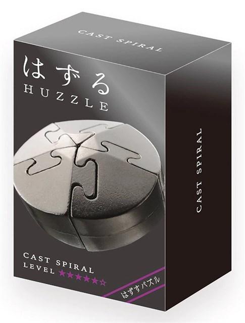 Huzzle Cast - Spiral