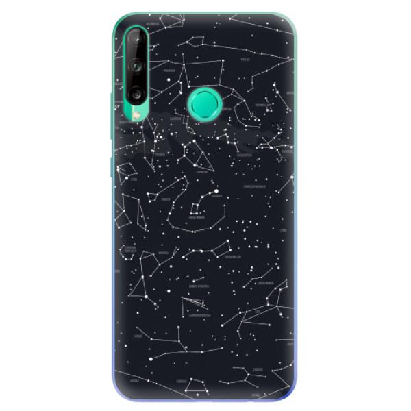 Odolné silikonové pouzdro iSaprio - Night Sky 01 - Huawei P40 Lite E